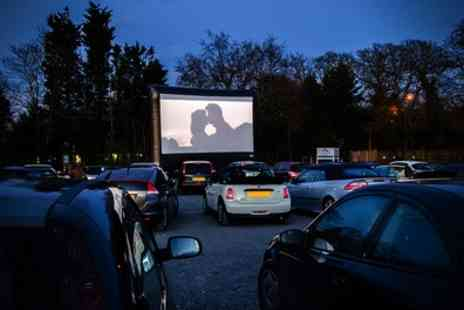 Drive In Movies - Drive In Movies on 26 to 30 October - Save 30%