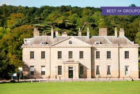 Stanmer House - Three Course Dinner with a Glass of Prosecco and a Jazz Show for Up to Ten - Save 53%