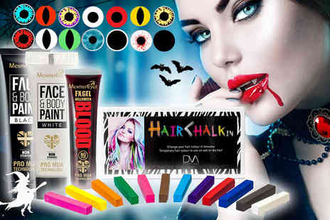 DVA Beautique - Halloween makeup kit - Save 78%