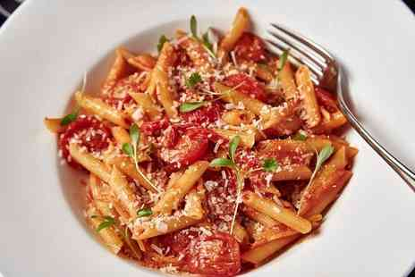 Marcos New York Italian - Three course Italian meal for two - Save 50%