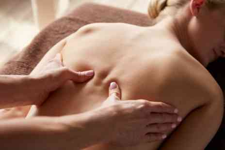 Holistic Healthcare Clinics - One Hour Deep Tissue Massage - Save 60%