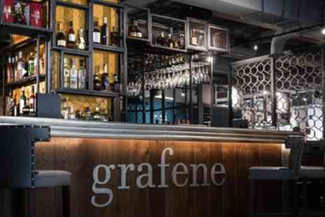 Grafene - Afternoon Tea Plus Optional Prosecco For Two or Four - Save 38%