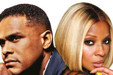 Maxwell & Mary J Blige Live - Seated Tickets to Maxwell and Mary J. Blige on 29 and 30 October - Save 0%