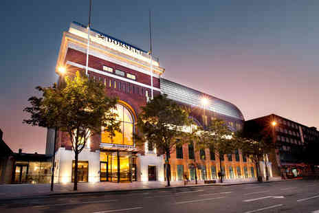 Dorsett Shepherds Bush - Four Star 1 night Stay in a Dorsett Room - Save 70%