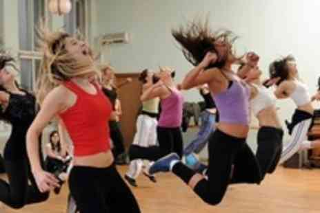 Booty Fitness - Ten Zumba and Boot Camp Sessions - Save 70%
