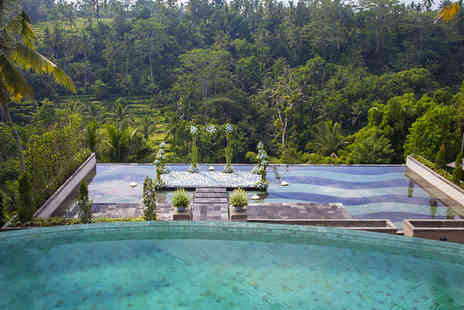 Jannata Resort Ubud  & Pan Pacific Nirwana Bali Resort - Five Star 12 nights Stay in accommodation as per itinerary - Save 0%