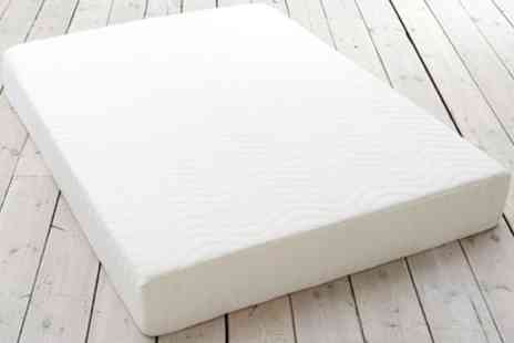 Groupon Goods Global GmbH - Cool Gel Memory Foam Mattress With Free Delivery - Save 82%