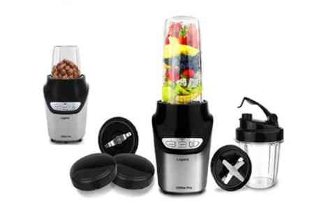 Groupon Goods Global GmbH - Eight Piece Multi Blender 1000W With Free Delivery - Save 51%