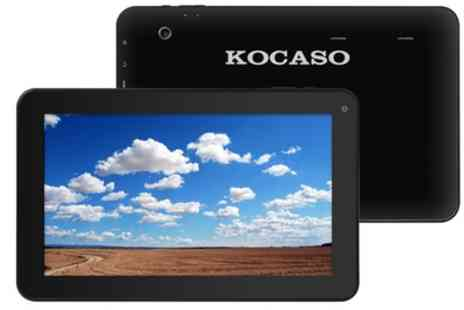 Groupon Goods Global GmbH - Kocaso M1066 10.1 Inch 8GB Tablet With Free Delivery - Save 0%