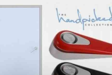 The Handpicked Collection - Two Ila Doorstop Alarm Wedges - Save 50%
