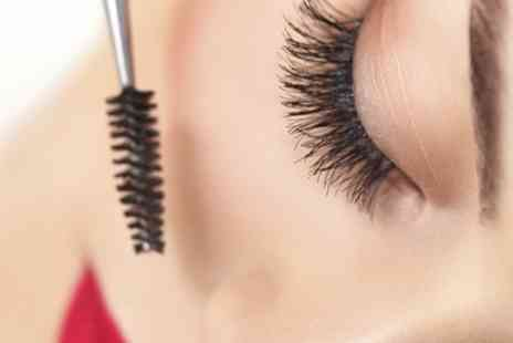 Lily Hair & Beauty - Two Week or Semi Permanent Eyelash Extensions with Optional Brow Shape and Tint - Save 0%