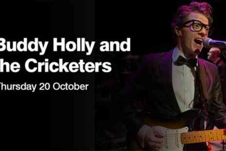 The Kings Hall - Buddy Holly and The Cricketers Show on 20 October - Save 45%