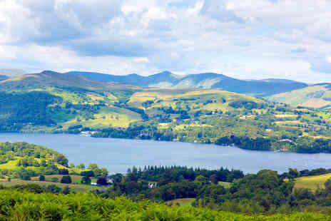 Lake District Country Hotels - One or two night Lake District stay for two with breakfast and cream tea - Save 54%