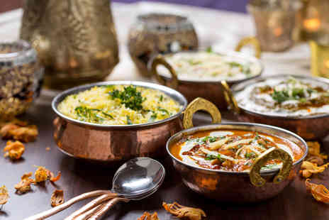 Ashoka Shak Coatbridge - Curry meal with rice for two - Save 63%