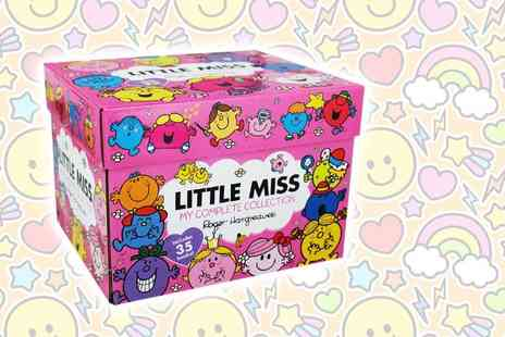PCS Books - The complete Little Miss book collection - Save 75%