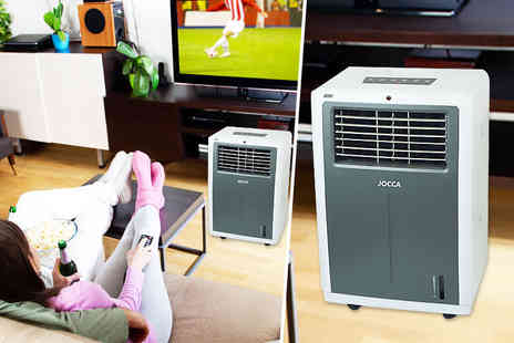 Meadow Vale - Portable heater, cooler, purifier and humidifier - Save 72%
