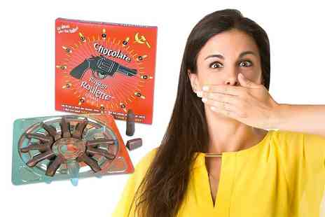 Ultimate Gift Packs - Chilli chocolate Russian roulette game - Save 50%