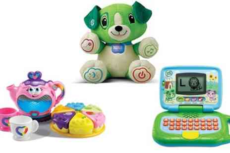 Groupon Goods Global GmbH - LeapFrog Activity Toys - Save 25%