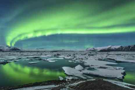 KPX Travel - Reykjavik Stay with Return, Regional Flights Included, Northern Lights Tour and Option for Additional Tours - Save 0%