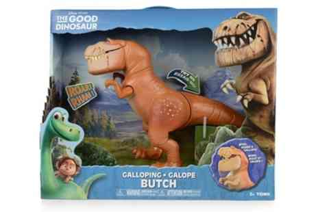 Groupon Goods Global GmbH - Disney Pixar The Good Dinosaur Galloping Butch - Save 50%
