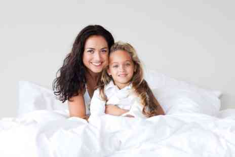 Benchmark Photography - VIP Family Makeover Photoshoot with Bubbly, Chocolates, Voucher and Prints - Save 0%