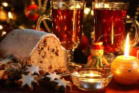 Ashmount Country House - Festive Afternoon with Optional Mulled Wine For Two - Save 31%