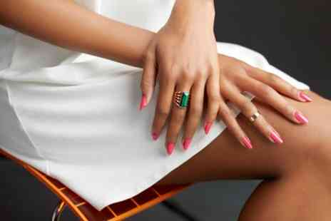 Glamourama - Gel Manicure at Glamourama - Save 0%