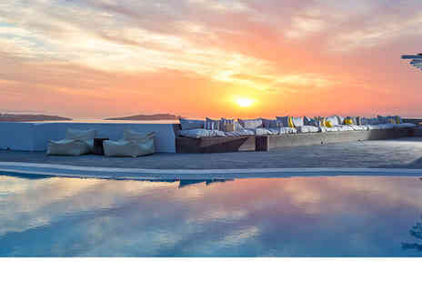 Boheme Mykonos - Five Star 4 nights Stay in a Deluxe Sea View Suite - Save 40%