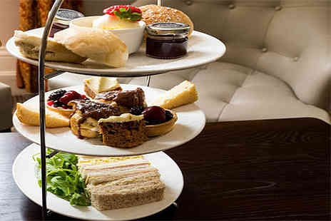 The Angel Hotel - Afternoon tea for two to include a glass of Prosecco each - Save 24%