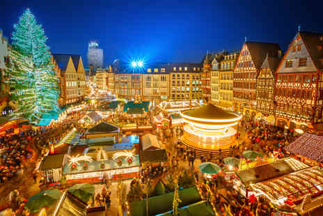 Weekender Breaks - Two or three night mystery European Christmas market city break including return flights - Save 54%