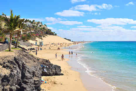 Tour Center - Three, Five or Seven night, self catered Fuerteventura break - Save 30%