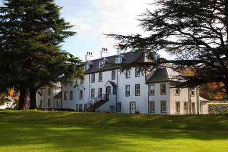 Moness Resort - One or Two night 4 Srtar Perthshire stay for two with breakfast - Save 34%