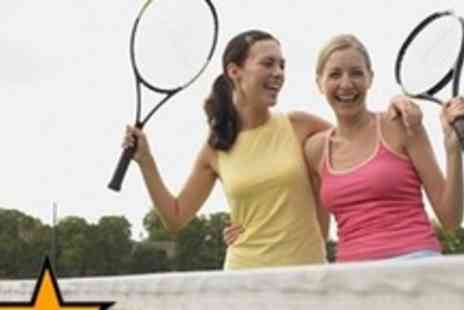 All Star Coaching - Six Cardio Tennis Fitness Classes - Save 69%