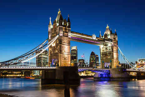 OMGhotels - Overnight London stay with Tower of London tickets - Save 0%