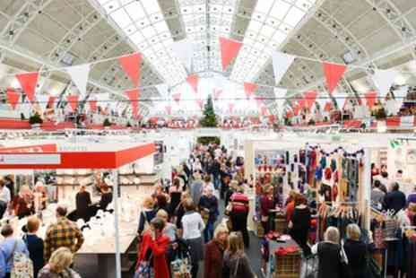Country Living Christmas Fair - Tickets to Country Living Harrogate Christmas Fair - Save 10%