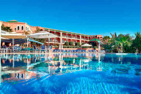 Palmeraie Palace - Five Star 3 nights Stay in a Deluxe Room with Golf or Pool View - Save 70%