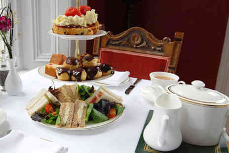 Clovenfords Hotel - Afternoon tea for two people to include a glass of Prosecco each - Save 56%