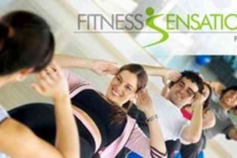 Soccer Sensations Hull - Ten Fitness Class Passes - Save 86%