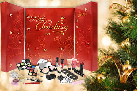 Forever Cosmetics - Love Urban beauty Advent calendar - Save 76%