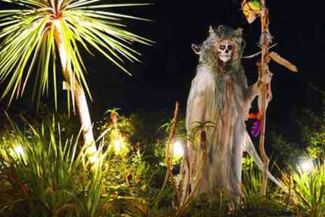 Family Fright Night  - Family Halloween Fright Night Entry - Save 43%