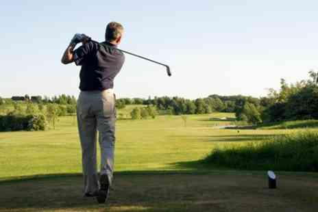 Chingford Golf Course - 18 Holes of Golf for Two or Four, valid on Weekdays or Weekends - Save 34%