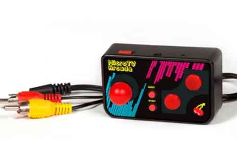 Groupon Goods Global GmbH - 200 in 1 Retro TV Game - Save 50%