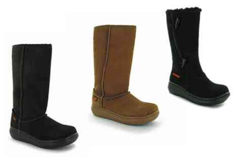Groupon Goods Global GmbH - Rocket Dog Suede Boots - Save 84%