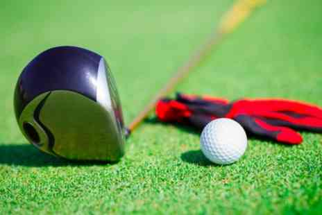 Affordable Golf - Up to Three Individual Indoor PGA Lessons - Save 0%