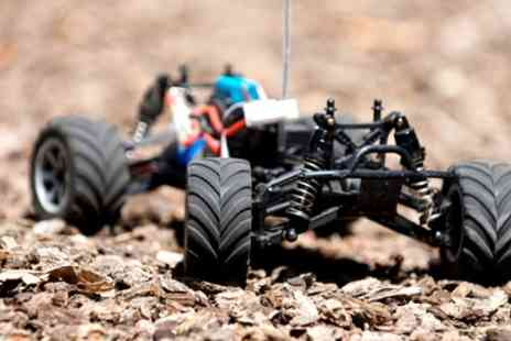 RC Dragon - Two or Four Sessions of Remote Control Car Racing for Up to Six - Save 38%