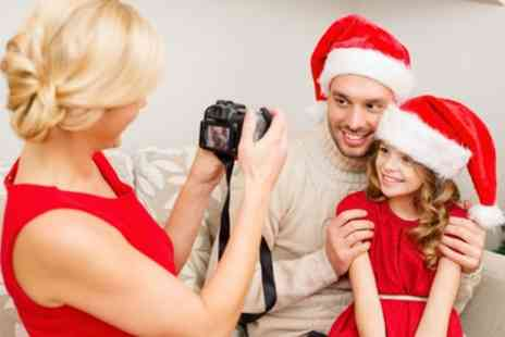 Christopher Bradbury Photography - Christmas Photoshoot with Prints - Save 94%
