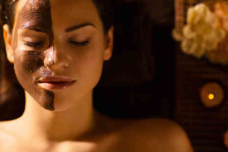 Enhance Clinic - Chocolate deluxe spa pamper package including five treatments and bubbly - Save 57%