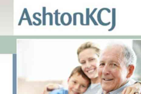 Ashton KCJ - Get Your Assets In Order With A Single Will - Save 88%