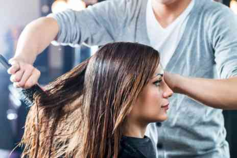 No.1 Hair and Beauty - Cut, Blow Dry and Conditioning Treatment - Save 0%