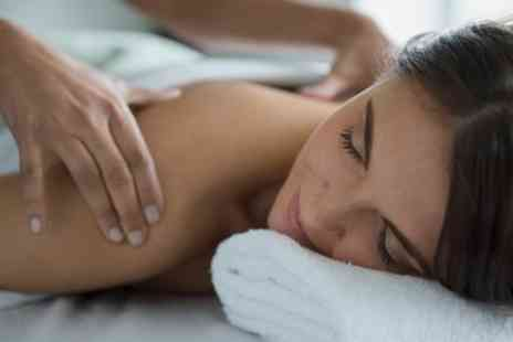 Pure Serenity - Deep Tissue or Aromatherapy Massage with Optional Foot Massage - Save 55%